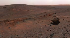 Nuevas pistas sobre lo que podría haber en el polo sur de Marte