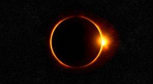 Las imágenes del eclipse solar del 10 de junio