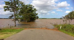 Lluvias históricas en Córdoba y Santa Fe dejan 250mm