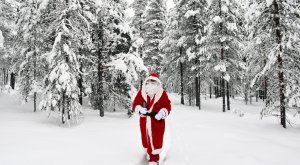 El hogar de Papá Noel, en peligro por el cambio climático