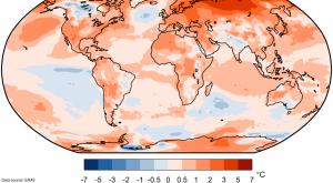 Ya es oficial: 2020 ha sido el año más cálido de la historia
