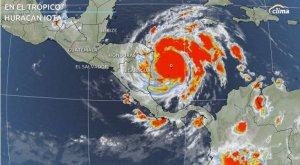Temporada de Huracanes: Sube el promedio de tormentas del Atlántico