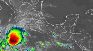 Se forma la Tormenta Tropical Andrés al oeste de México. Esta será la trayectoria