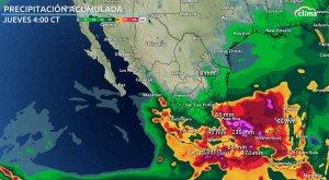 Formación inminente del primer ciclón de la temporada en el Golfo de México