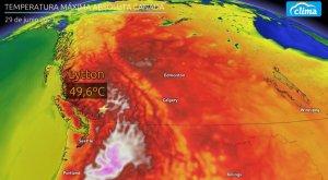 Casi 50ºC y 200 muertos: Así es la histórica ola de calor en Canadá