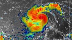 Se forma el huracán Felicia en el Pacífico