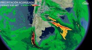 Vuelve la lluvia a Buenos Aires: ¿Qué días no olvidar el paraguas?
