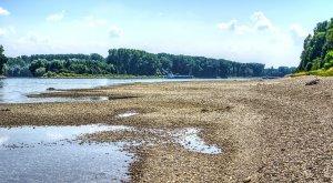 El río Paraná registra su peor bajante en 77 años