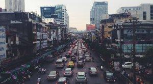 Estas 25 ciudades emiten más de la mitad de los gases de efecto invernadero