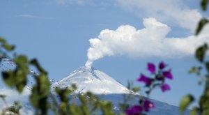 """¿Por qué al volcán Popocatépetl se le llama """"Don Goyo""""?"""