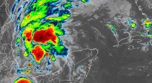 Ciclón Nicholas se forma en el Golfo de México: Trayectoria e impactos