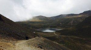 ¿Cómo es el clima en el Nevado de Toluca?