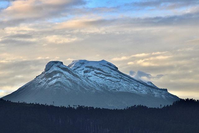 montaña-Iztaccíhuatl