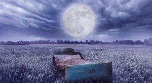 La Luna Llena sí afecta a nuestro sueño: ¿Por qué dormimos mal?