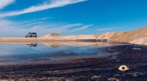 Derrame de petróleo en California deja uno de los peores desastres en décadas